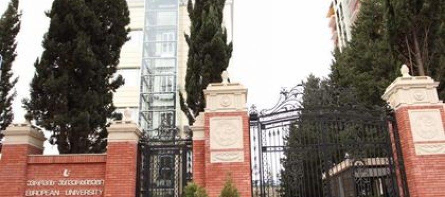 """""""ევროპის უნივერსიტეტის"""" სტუდენტები გერმანიაში ანაზღაურებად სტაჟირებაზე გაემგზავრნენ"""
