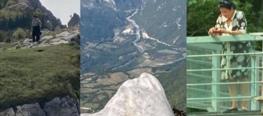 ზურაბიშვილი ხვამლის მთაზე: მითოლოგიური მთა! რამდენ ჯერ ამოუხსნელ საიდუმლოს ინახავს