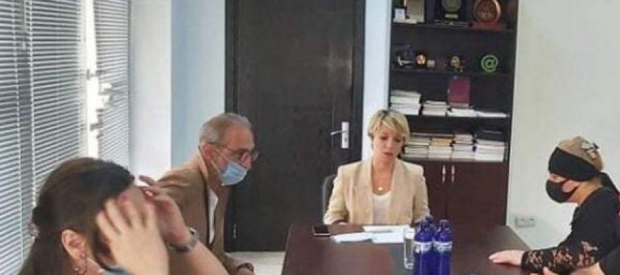 ნინო ლომჯარია თამარ ბაჩალიაშვილის საქმეზე გენერალურ პროკურორთან შეხვედრას გეგმავს