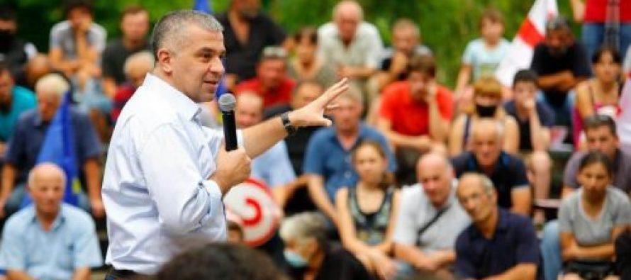 დავით ბაქრაძე: ჩვენს გუნდში არის მინიმუმ 4-5 ადამიანი, ვისაც შეუძლია იყოს პრემიერ-მინისტრი და ლიდერი