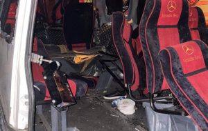 ავტოსაგზაო შემთხვევა გორის მონაკვეთზე-6 დაღუპული და 11 დაშავებული