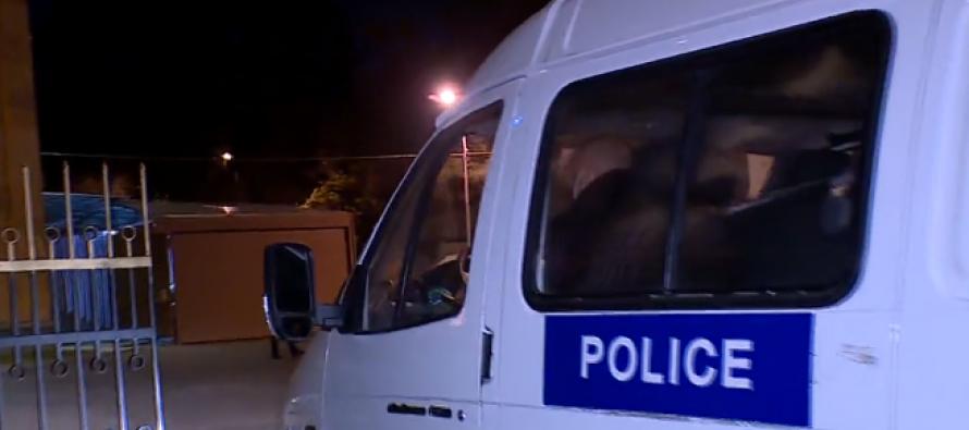 პარლამენტის გარდა, პოლიციის მობილიზაცია კანცელარიასთანაც შეინიშნება