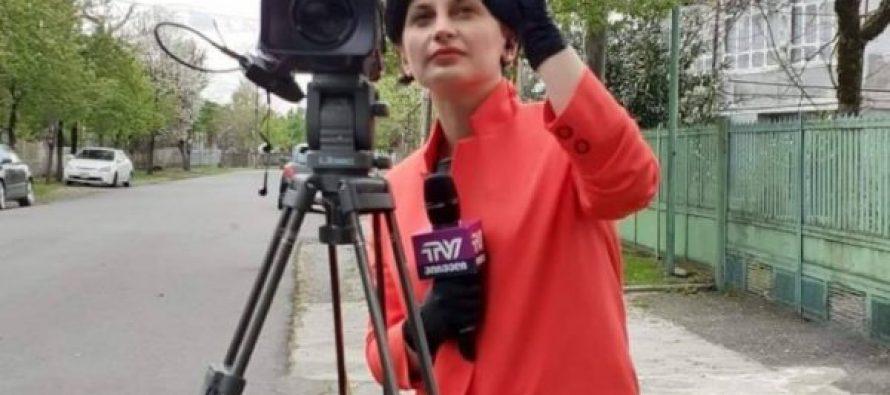 TV პირველის ჟურნალისტი:სამართლებრივად ვიომებ