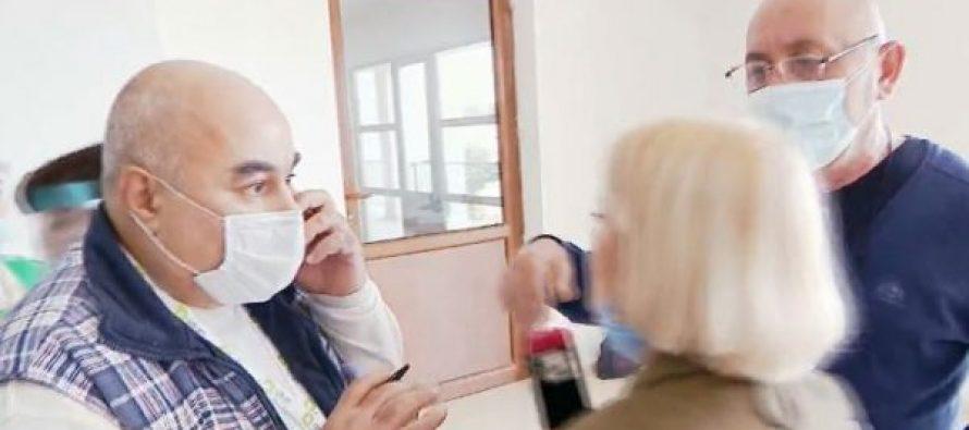 დაპირისპირება ბაკურციხეში – საარჩევნო უბნიდან ენმ-ს დამკვირვებელი გააძევეს