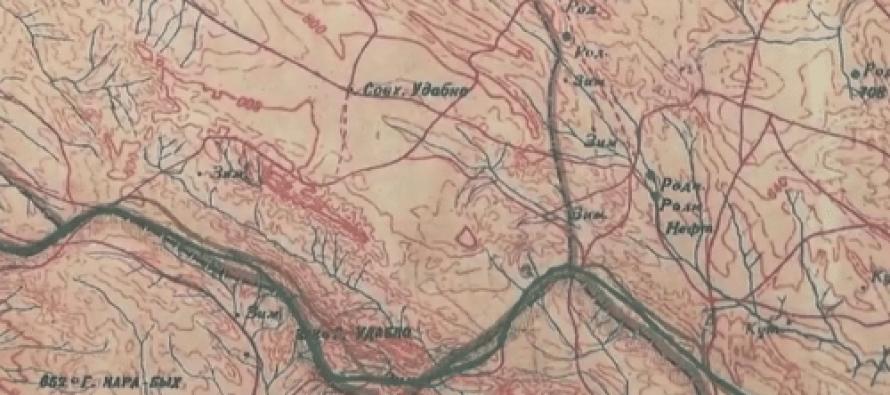 1936-38 წწ-ის რუკა 2018-ში საგარეო მინისტრმა გამოუსადეგრად მიიჩნია