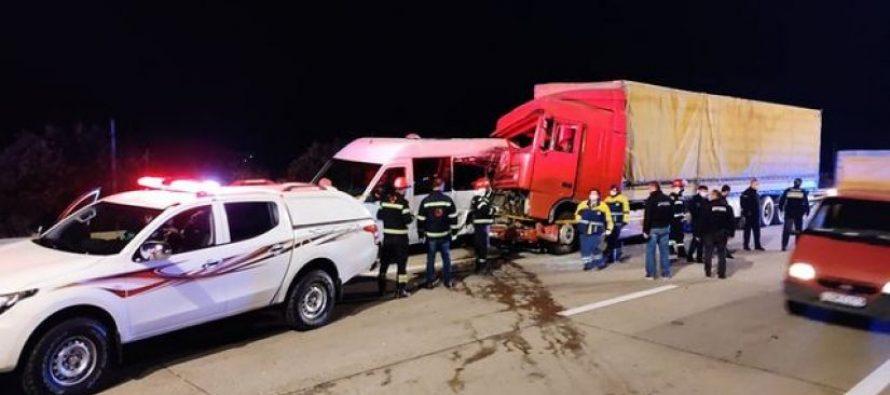 გორთან მომხდარი ავარიის შედეგად მე-6 ადამიანიც გარდაიცვალა