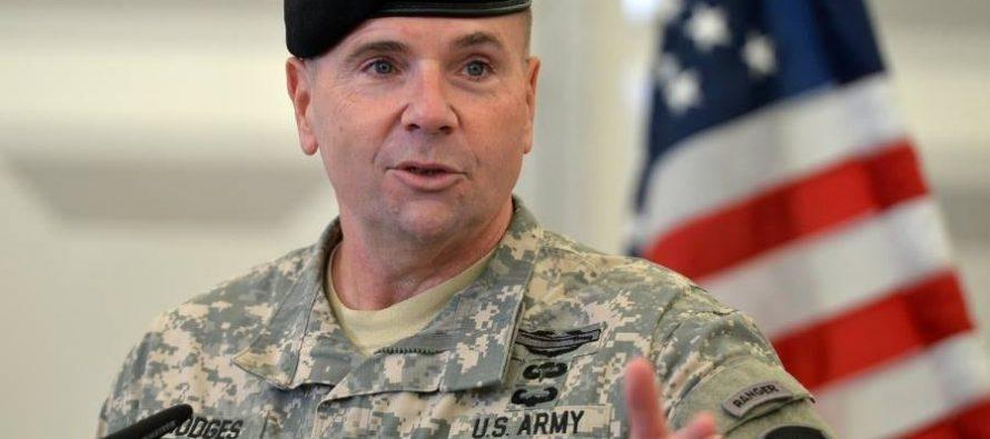 აშშ-ის ევროპული ჯარების ყოფილი მეთაური – ვისურვებდი, საქართველოში აშშ-ის გაზრდილი ინფრასტრუქტურა ვნახო