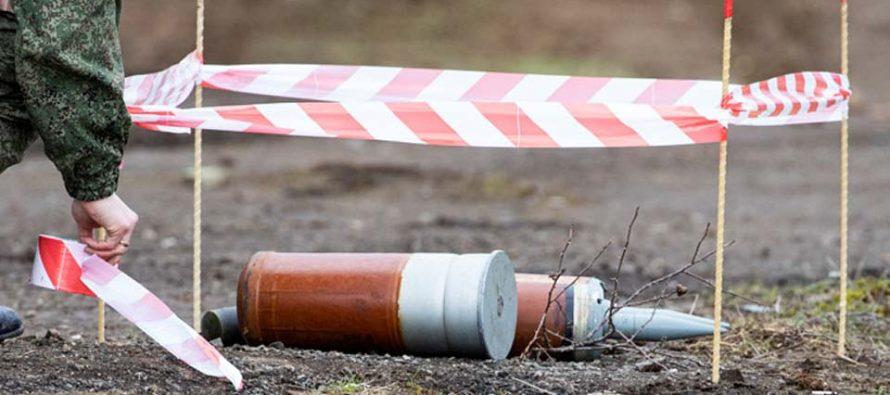 მთიანი ყარაბაღის კონფლიქტის ზონაში, ნაღმის აფეთქების შედეგად, აზერბაიჯანელი ჯარისკაცი დაიღუპა, ხოლო რუსი სამხედრო დაიჭრა