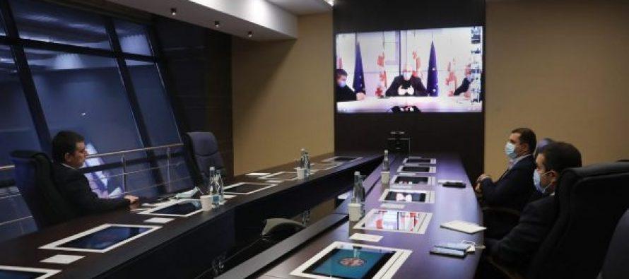 პრემიერ-მინისტრმა სახელმწიფო რწმუნებულებთან რეგიონებში არსებული ეპიდემიოლოგიური მდგომარეობა და გამოწვევები განიხილა