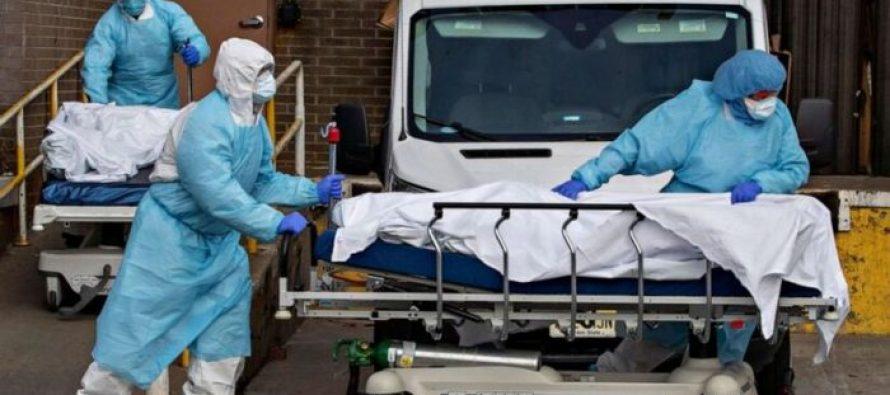 საქართველოში კორონავირუსით 33 პაციენტი გარდაიცვალა