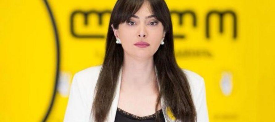 ლანა გალდავას შეკითხვები სამართლიანი არჩევნებისა და დემოკრატიის საერთაშორისო საზოგადოება ISFED-ს