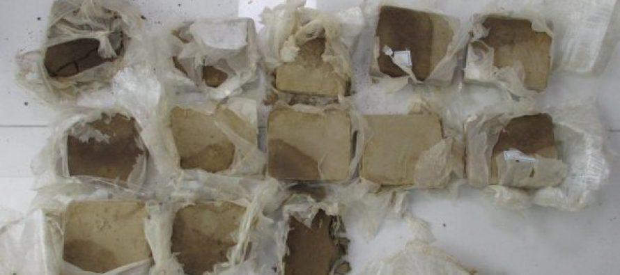 """შინაგან საქმეთა სამინისტრომ 7 კილოგრამი """"ჰეროინი"""" ამოიღო – ამოღებული ნარკოტიკული საშუალების ღირებულება ე.წ. შავ ბაზარზე 2 მილიონამდე ლარს შეადგენს"""