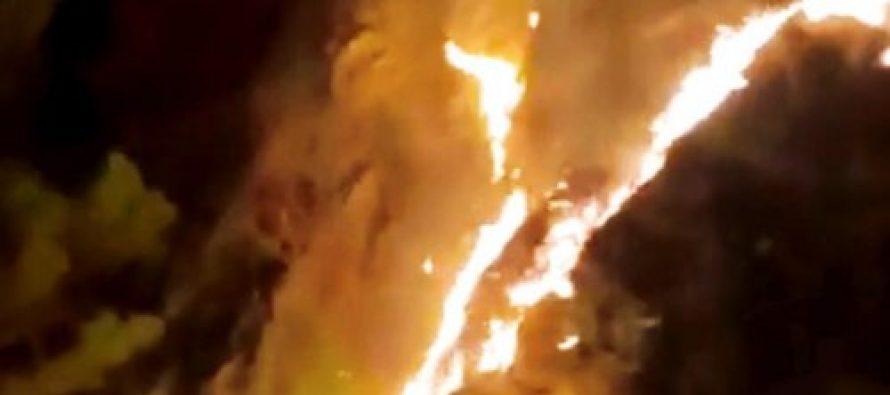 ცეცხლში გახვეული  გაგრა