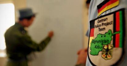ავღანეთში გერმანული პოლიციის მისია დასრულდა