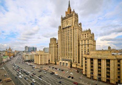 რუსეთის საგარეო უწყება აბაშიძე-კარასინის შეხვედრის შესახებ ინფორმაციას ავრცელებს