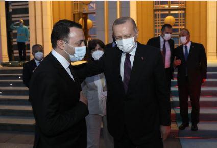 პრემიერ-მინისტრის სახელმწიფო ვიზიტი თურქეთის რესპუბლიკაში დასრულდა