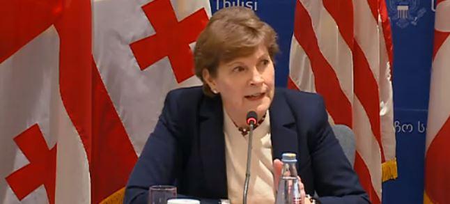 შაჰინი: რუსეთი ცდილობს დააშინოს ქვეყნები, რომლებმაც აირჩიეს ევროატლანტიკური გზა